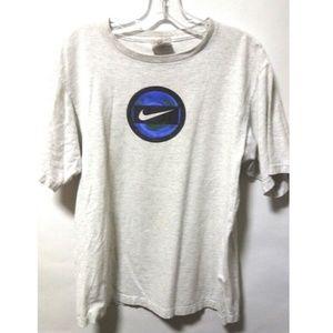 Vintage gray NIKE t shirt